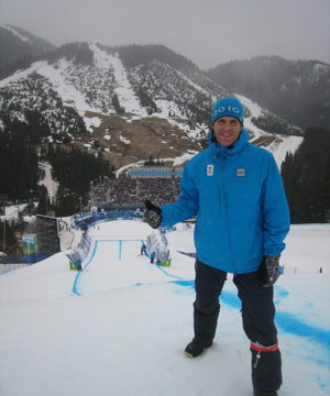 Volunteering for the Vancouver Olympic Games