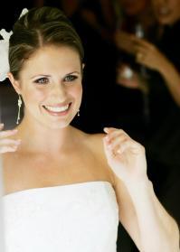 Nicole Turcotte teeth whitening