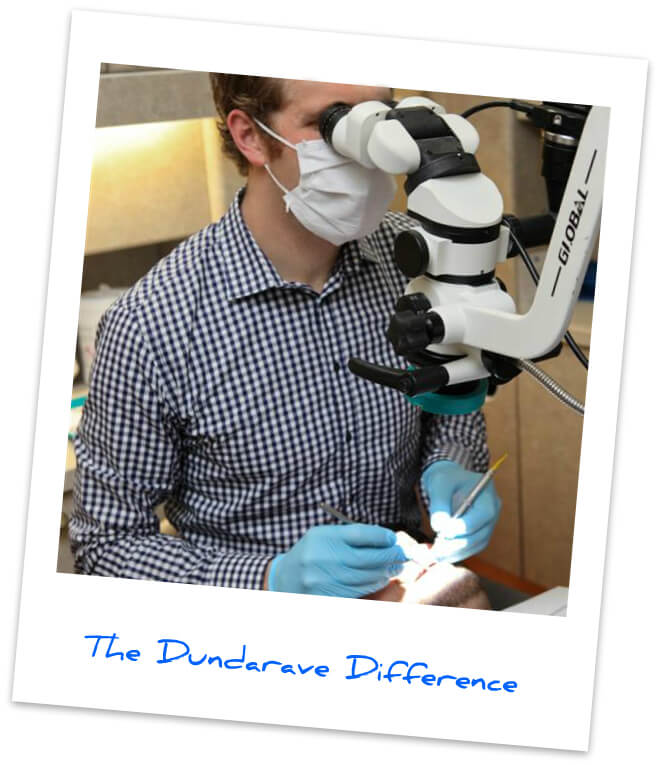 Dundarave Dental Clinic Difference