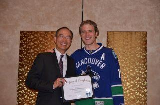 Dr. Seddon Graduates from the Vancouver MaxiCourse