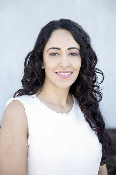 Get to know Dr. Tina Dhillon